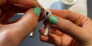 Image: SE: Slik fjerner du ørevoksen
