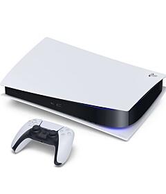 Image: Får ikke selge PlayStation 5 i butikk