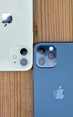Image: iPhone 12 får ikke toppscore