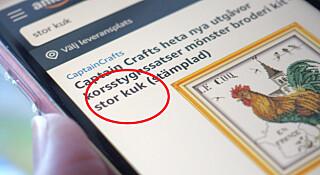Image: Svensk Amazon-kaos