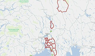 Image: Strømbrudd? Sjekk kartet!