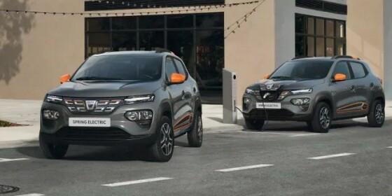 Image: De nye, superbillige elbilene