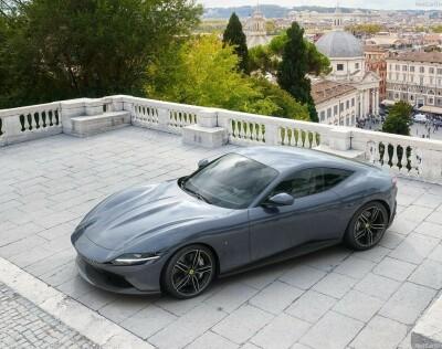Image: Kåring: verdens vakreste biler