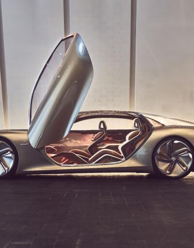 Image: Luksusmerket blir helelektrisk