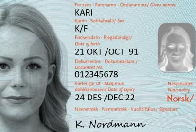 Image: Nå kommer kortene