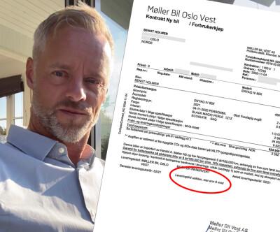 Image: Advarer: Les elbil-kontrakten nøye!