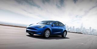 Image: Tesla på bunn