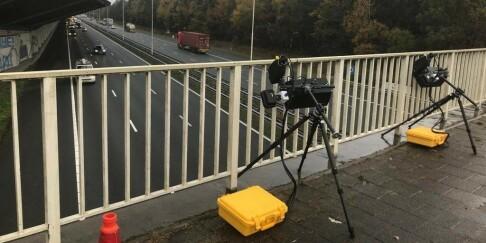 Image: Kameraene ingen slipper unna