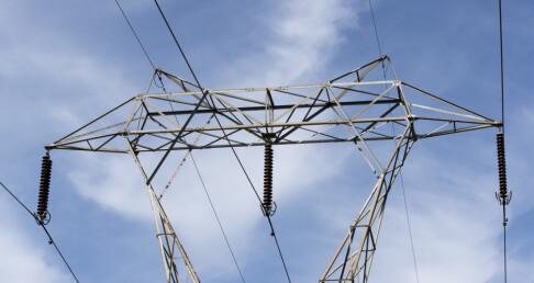 Image: Historisk lave strømpriser