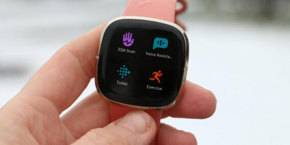 Image: TEST: Fitbits smarteste til nå
