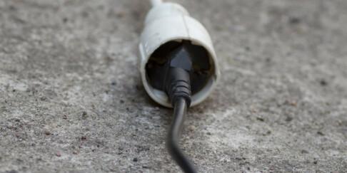 Image: Kan smelte ved feil bruk