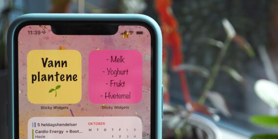 Image: Gjør iPhonen din «ny»