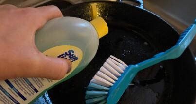 Image: Ikke bruk såpe her!