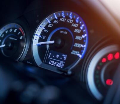 Image: Bilene det trikses mest med