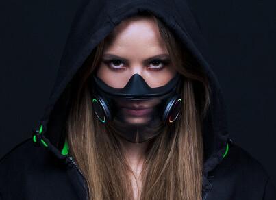 Image: Nå blir munnbind smarte