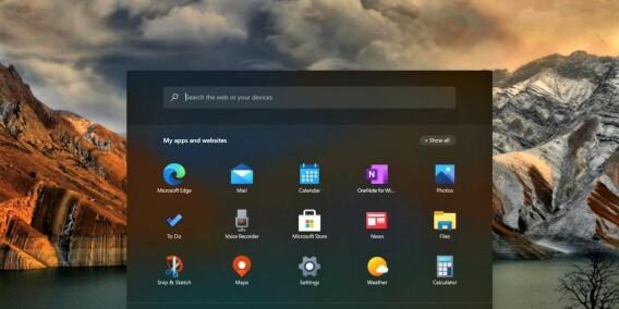 Image: Slik blir nye Windows