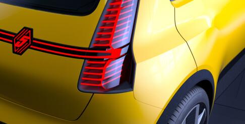 Image: Ikonet tilbake – som elbil!