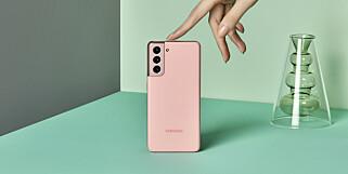 Image: Samsung vs iPhone: Tallenes tale