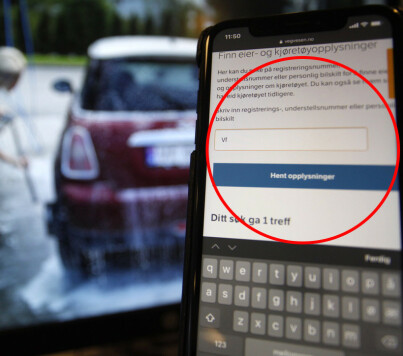Image: Disse har eid bilen din