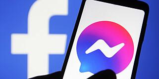 Image: Oppdater Messenger nå!
