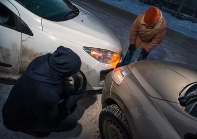 Image: NÅ: 19 000 biler bulkes