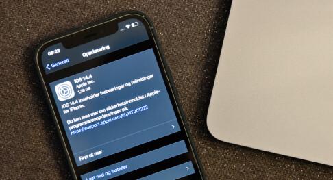 Image: Alvorlig: Oppdater iPhone nå!