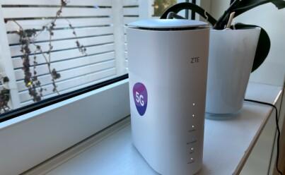 Image: Lanserer mobilt 5G-bredbånd