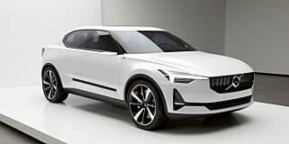 Image: Avslører ny el-Volvo i dag
