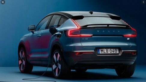 Image: Her er den nye el-Volvoen