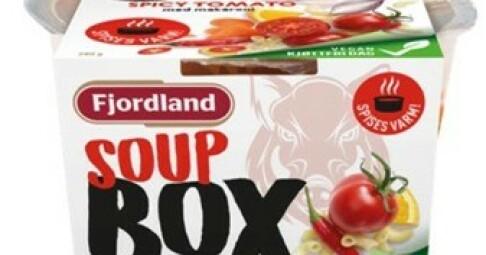 Image: Tilbakekaller suppe: - Svært alvorlig