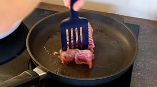 Image: Ikke «kok» kjøttdeigen