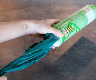 Image: Triks: Posene bare glir ut!
