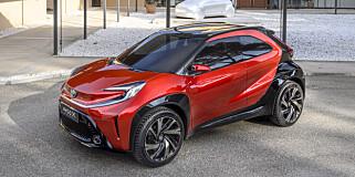 Image: Perfekt bybil fra Toyota?