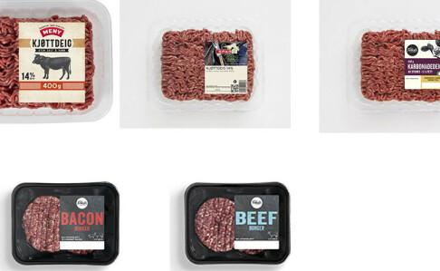 Image: - Sjekk kjøtt i kjøleskap og fryser