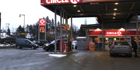 Image: Spar 5000 på billig bensin