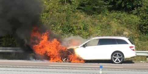 Image: Tilbakekalles: brannfare i 270 000 biler
