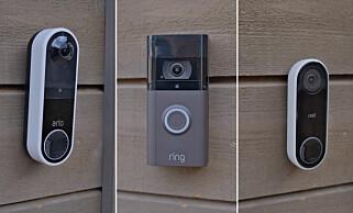 Image: TEST: Den beste dørklokka med video