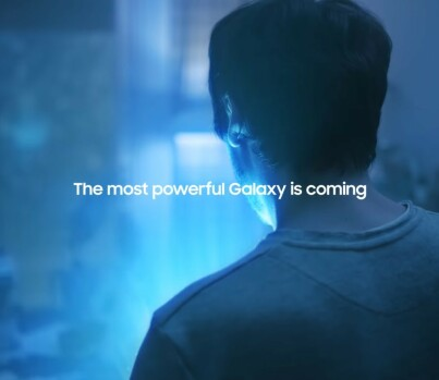 Image: Samsung hinter til storlansering