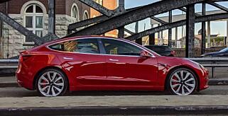Image: Priskutt på Tesla-favoritt