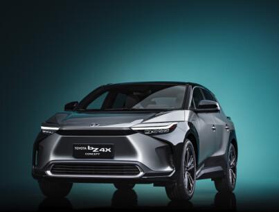 Image: Her er Toyotas nye elbil