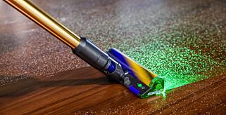 Image: Dysons nye støvsuger har laser