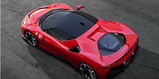 Image: Ferrari bygger elbil