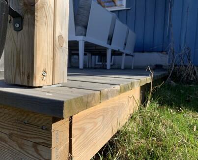Image: Bygge terrasse? Tipsene du trenger