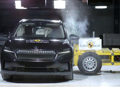 Image: De sikreste elbilene