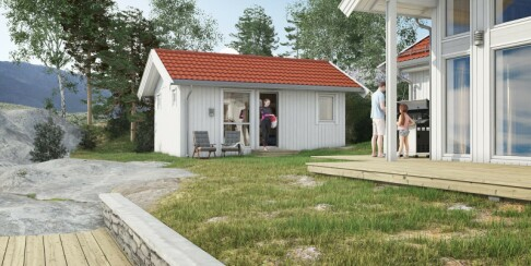 Image: Hytte-tabben kan gi fengselsstraff