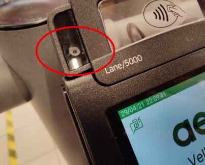 Image: Kameraet vekker oppsikt