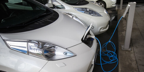 Image: Så mye billigere er elbil