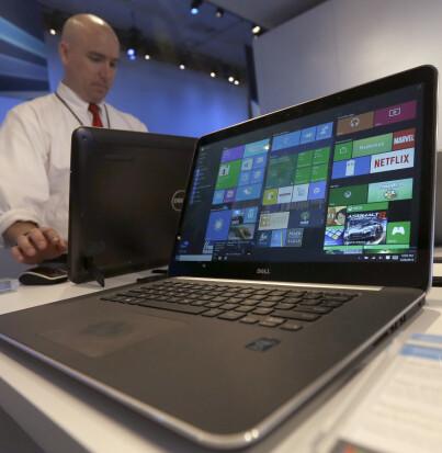 Image: Sikkerhetshull på millioner av PC-er