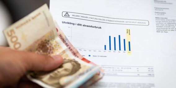 Image: Strømprisene doblet