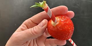 Image: Jordbær-triksene du bør prøve